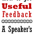 By Rick Lakin, TMClubSites Webmaster Let's start with three truths about feedback: Most of the feedback you receive as a speaker is not very useful. Useful feedback is hard to […]